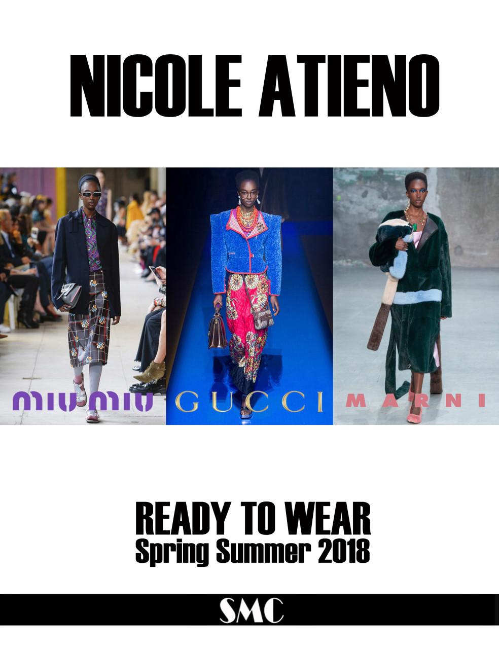 NICOLE ATIENO SS18 SHOW REVIEW