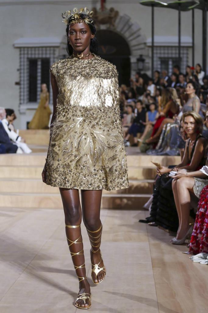 Valentino Couture Fall Winter 2015 Fashion Show in Paris